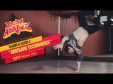 How to Breakdance Airflare by Gipsy Break Advice