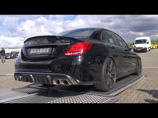 BEST of BRABUS - 850 6.0 Biturbo, G63 6x6, CLS850, S63, E63, G800 REVS SOUND!