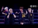 FANCAM 160702 BTS concert in Nanjing - Baepsae Taehyung focus