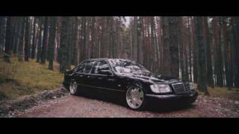 VIP Bagged S Klasse w140 | Layin' in the Forest