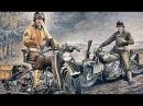 Обзор сборной модели - 1/35 Американские мотоциклы с фигурками (U.S. Motorcycles) от Italeri