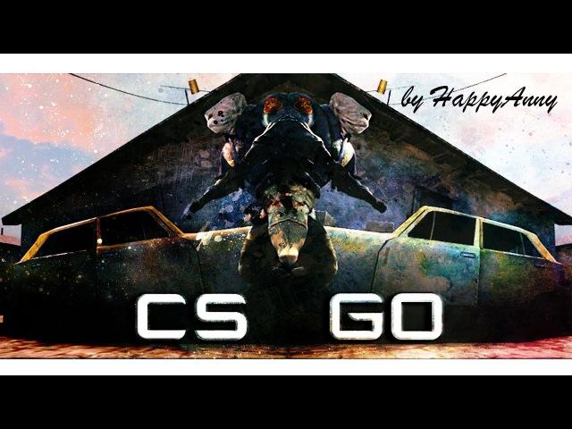 Edge | CS:GO fragmovie | female cs