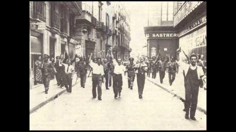 El himno del Guerrillero (Quilapayun)