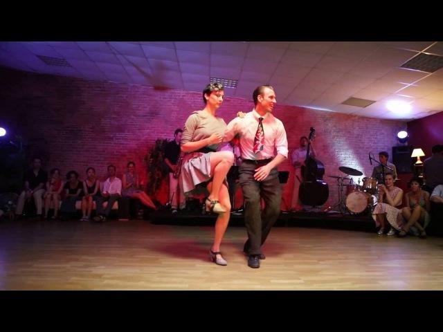 MSJF 2016 Dax hock and Tatiana Udry