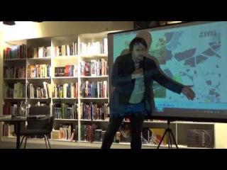 Эдуард Кубенский «Маршруты конструктивизма»  Презентация «Архитектурного путеводителя»