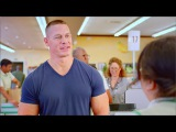 Pec Flex  John Cena  Hefty Ultra Strong
