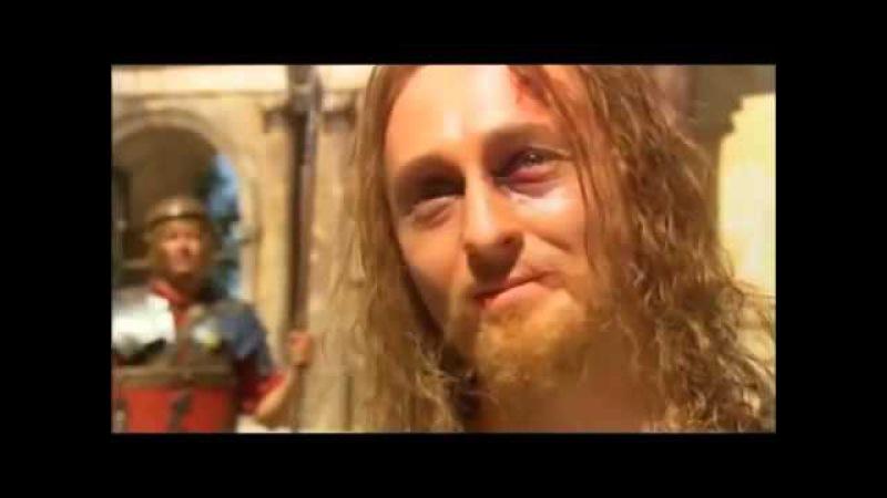 Иешуа и Понтий Пилат фрагмент 2