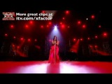 Rebecca Ferguson sings Why Don't You Do It Right - The X Factor Live show 3 - itv.comxfactor