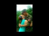 мой солдат под музыку Женя Барс - Ты дождись, дождись меня и я вернусь.. Picrolla