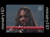 "The Undertaker Attempts to have Kane ""Taken Away"" 11⁄30⁄98"