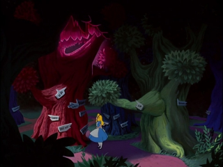 Алиса в Стране чудес/ Alice in Wonderland (1951)
