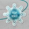 TOP KNIT о личном развитии в вязаном hand made