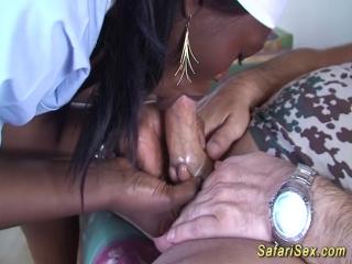 Домашнее африканское порно онлайн