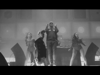 Major Lazer - Cold Water (feat. Justin Bieber MØ) (Live in Europe 2016)