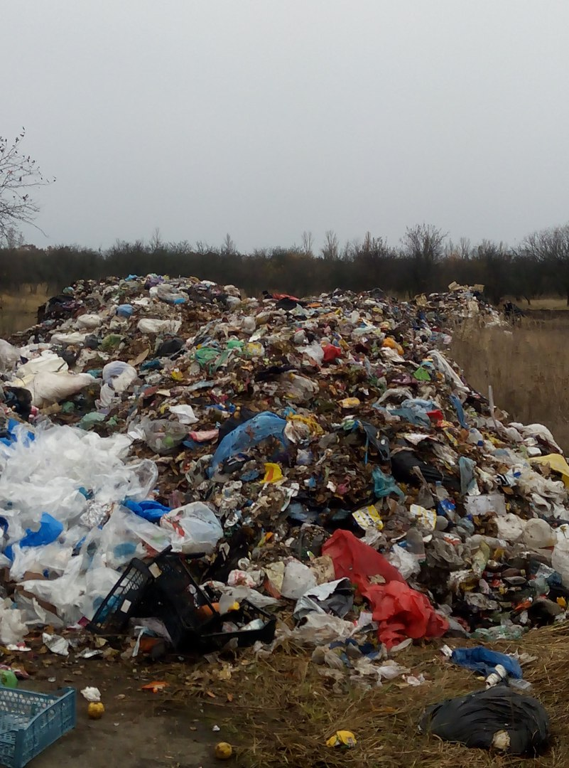 """На Черкащину знову """"підкинули"""" львівське сміття"""