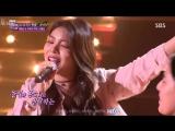 [RUS SUB][22.05.16] Ailee & 아차산아이스크림녀 - Heaven @ Fantastic Duo