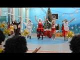 Батьки 11 класу Новодністровської ЗОШ Новий 2017 рік