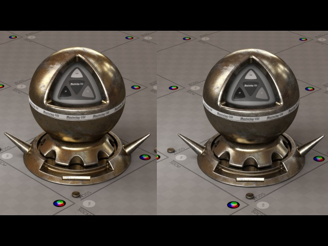 Tutorial No.44 : Creating Iron Man suit Shaders in Arnold for Cinema 4d, Part 01