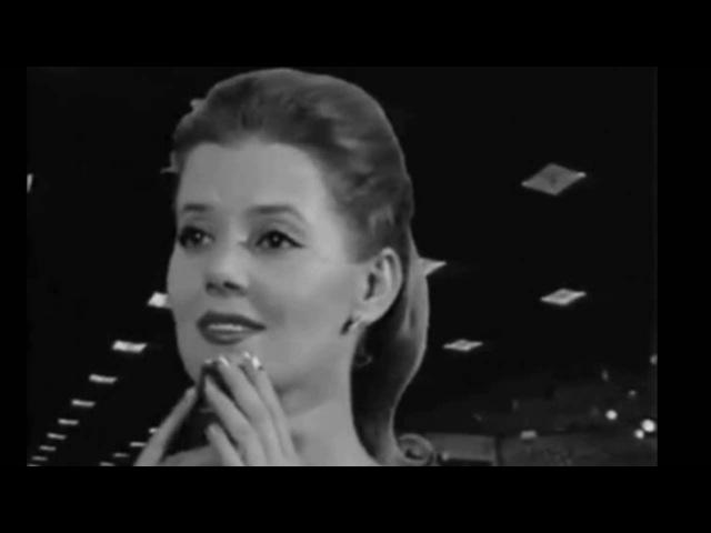 Французская песня по-русски: Шербургские зонтики - Les parapluies de Cherbourg en russe