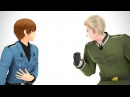 [MMD] Hetalia Duos - Rather Be (60 Duos) ||Males Only||