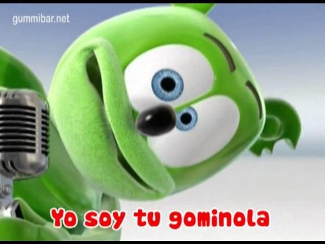 Osito Gominola Con Letra With Lyrics Gummibär The Gummy Bear Song Spanish Version