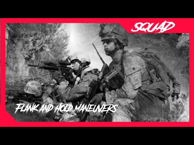 Squad - Flank and hold Maneuver on Chora Valley (RUS)