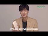 Lee Min Ho OPPO R9s Launching Video
