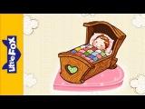 Rock-a-Bye, Baby  Nursery Rhymes by Little Fox