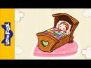 Rock-a-Bye, Baby | Nursery Rhymes by Little Fox