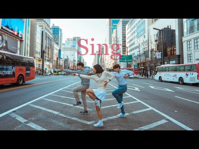 Lia Kim Choreography Sing - Pentatonix
