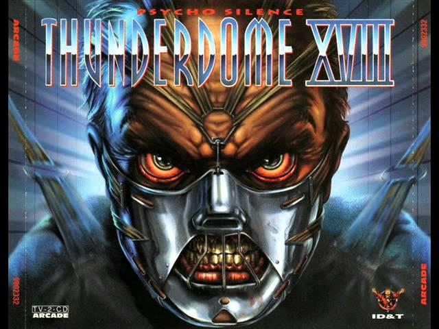Thunderdome 18 XVIII Complete 153 39 Min Full Rare HQ HD High Quality