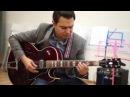 Видео-уроки игры на гитаре. Алексей Станков. Jump Blues. Музыкальная школа Виртуозы СПб.