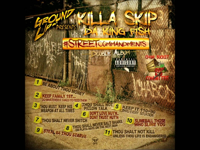 Killa Skip Draws Buried in the Trap ft Yarda Backboy Sav Raw Young Jit