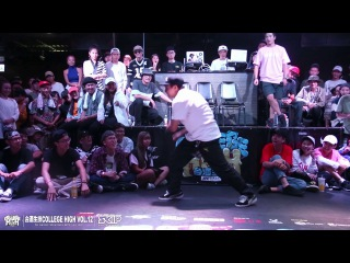 Locking judge demo BROCO (PHD & IP LOCKERS) 161010 台酒生技 College High Vol.12 Stage2 | Danceproject.info