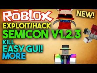 ✔[Paid]ROBLOX Exploit - Semic0lon V1.2.3 [New] [Kill, God MORE!]