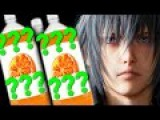 Final Fantasy 15 SODA Wiz's Energizing Elixer!