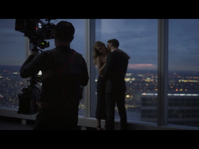 The Weeknd High For This for Her Behind The Scenes with Anna Ewers Theo James