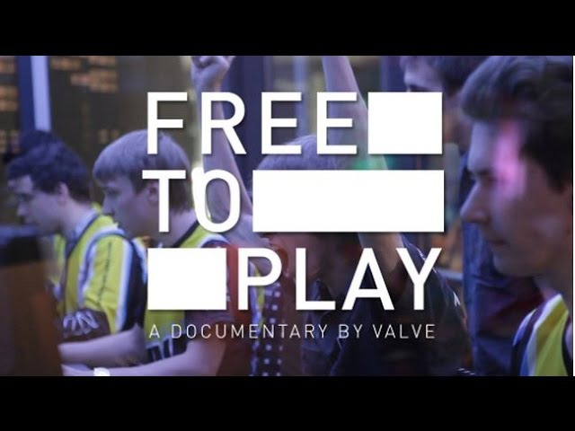 Dota 2 Movie - Free to Play | Фильм про Доту на Русском. International и игроки -Dendi, Fear, HYHY