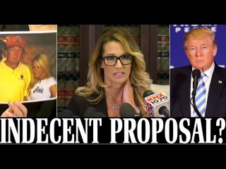 PORN STAR Jessica Drake Claims DONALD TRUMP Offered Her $10,000 To SLEEP With Him!!