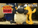 Shaun the Sheep - Mossy Bottom Shorts 01-15 [30MINS]