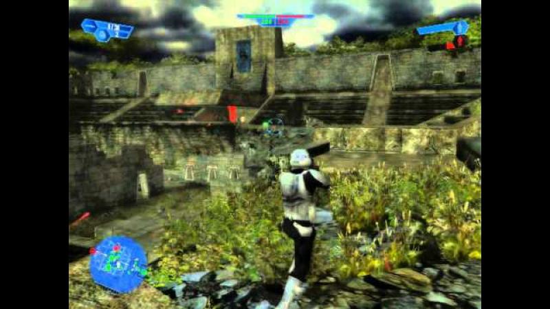 Прохождение Star Wars Battlefront - Компания Гражданской войны, Миссия 4
