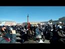 20160507 мотопробег дворцовая - Охта парк- NW Spb