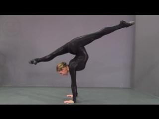 Contortionist Flexibility Splits Stretching Gymnastics Irina_-1
