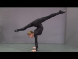 Contortionist Flexibility Splits Stretching Gymnastics Irina_-1