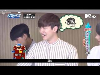 [RUS SUB]160616 VIXX on Idols of Asia In Korea
