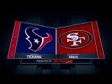 NFL 2016-2017 / PS / Week 01 / 14.08.2016 / Houston Texans - San Francisco 49ers / EN