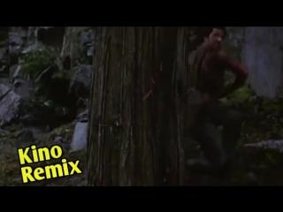 Рэмбо 1-я кровь 1982 Сталоне против Iron Man 2008 Железный человек