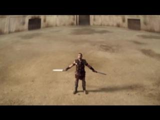 Спартак(кровь и песок)