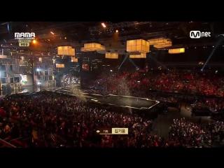 [raw|vk][02.12.2016] mnet asian music awards 2016 behind