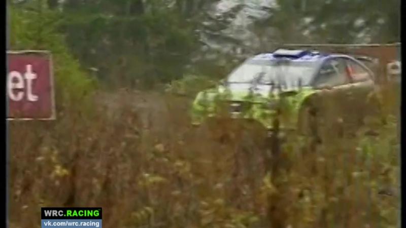 WRC 2007. Этап 14. Обзор Ралли Японии